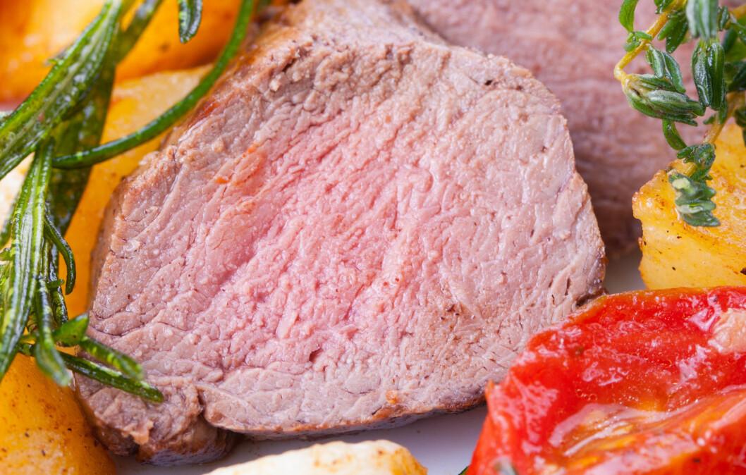 """MER VILT: Viltkjøtt - som fra elg, rype eller rådyr, er """"ja-kjøtt"""", og sunnere enn vanlig rødt, eller bearbeidet kjøtt.  Foto: Floydine - Fotolia"""