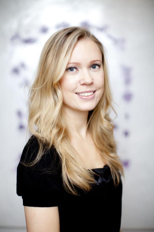 EKSPERT: Susanne Christensen har en bachelorgrad i ernæring og er faglærer ved Hudpleieakademiet.  Foto: Privat