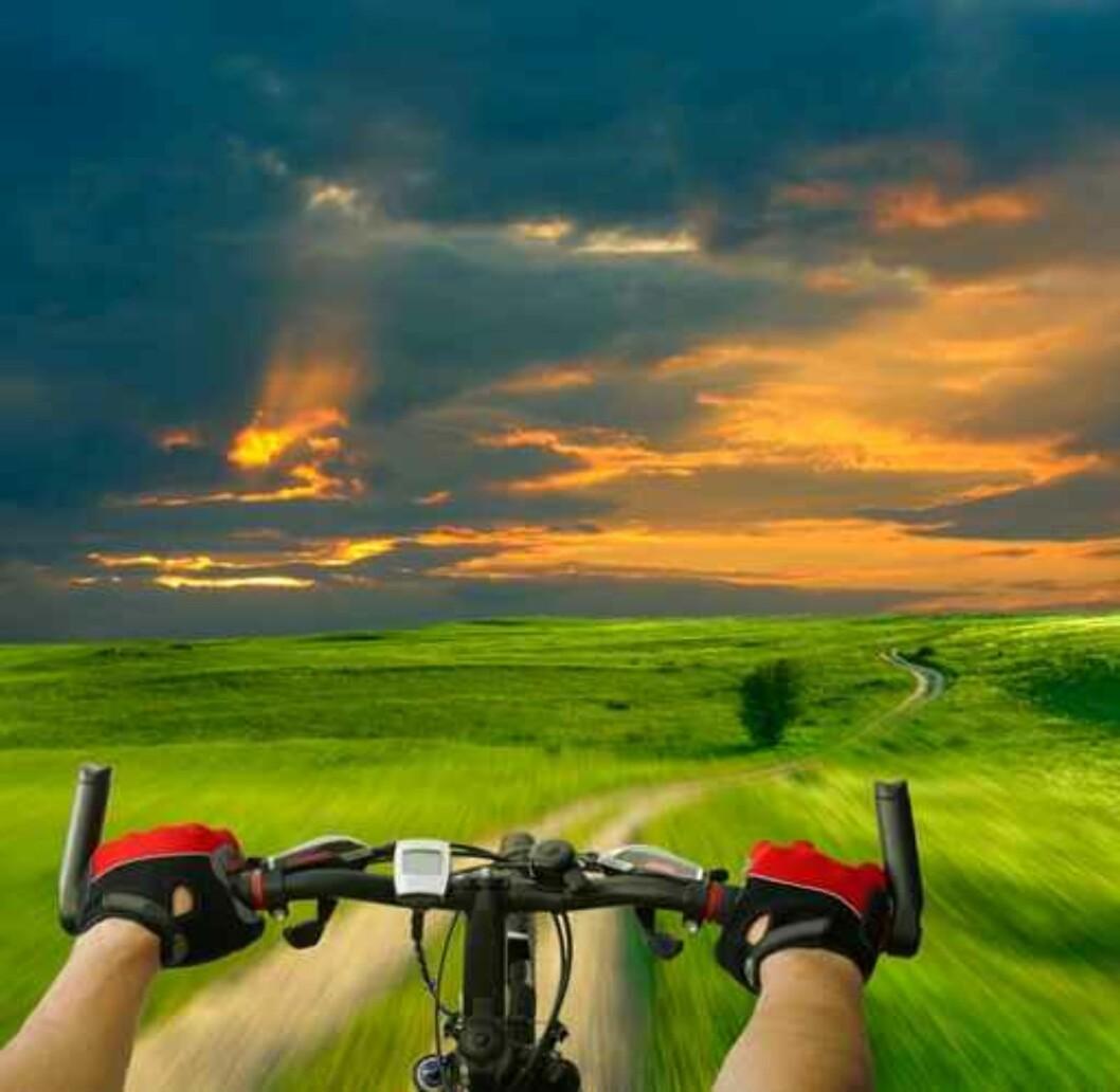 SYKKEL ER SPORT: Men det er også transport. Bestem deg for hva slags bruk sykkelen skal ha, og hvor mye den skal brukes, før du kjøper. Foto: silver-john