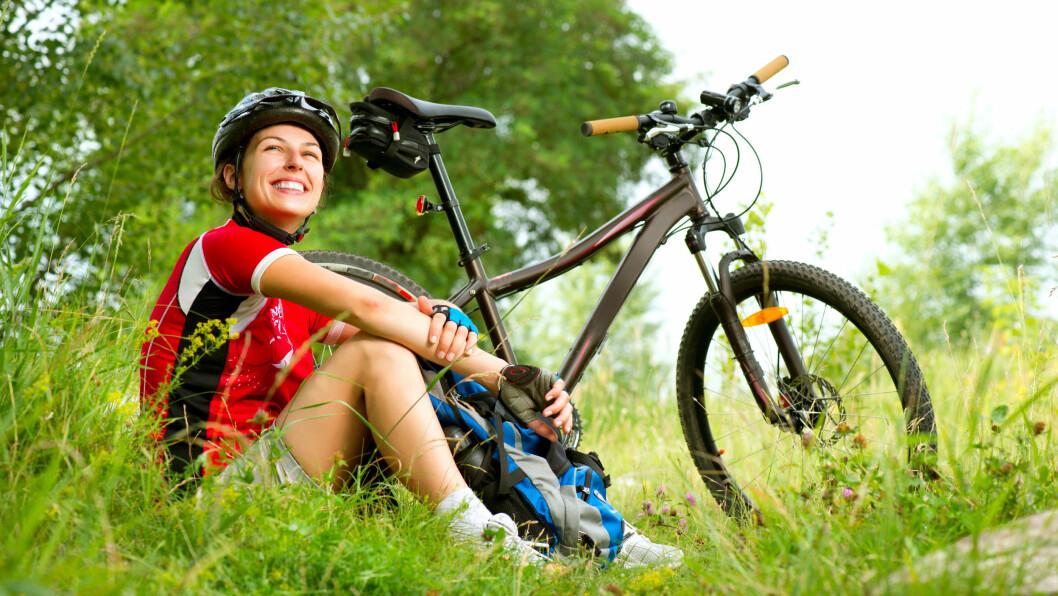 HVA SKAL SYKKELEN BRUKES TIL OG PRIS: Det er de to hovedmomentene du bør ha klart for deg når du skal kjøpe sykkel. Foto: Subbotina Anna - Fotolia