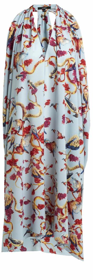 Pastellfarget kjole med volum (kr 800, Lindex).