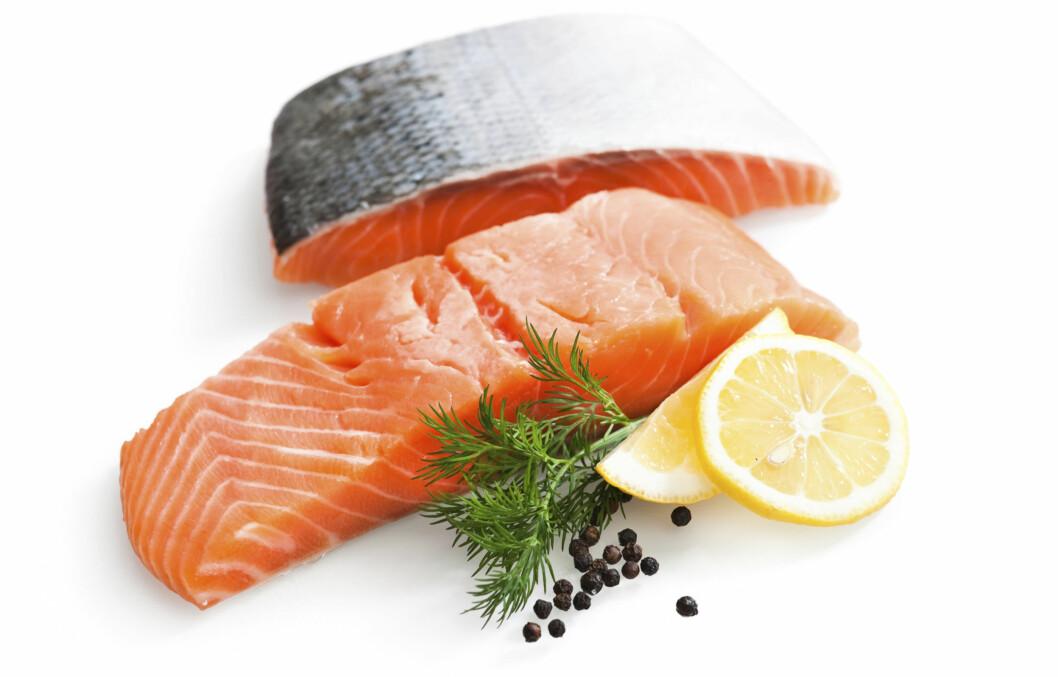 TRYGT: Fisk og sjømat du kjøper i butikk eller restaurant skal være trygg og overholde alle grenseverdier som er satt i regelverket. Foto: Thinkstock.com
