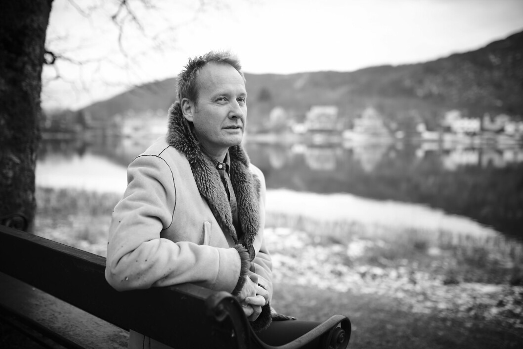 TEN SING: Det var gjennom Ten Sing og koringen at Sigvart virkelig fant sin plass (foto: Geir Dokken( Foto: All Over Press NorwayAll Over Pr