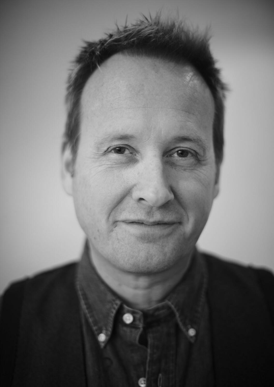 TV-AKTUELL: Neste år kan Sigvart feire 30 års jubileum som artist. Enn så lenge varmer han opp som deltager i  «Hver gang vi møtes» på TV2, med sesongpremiere på lørdag.  portrett  Sigvart Dagsland   Foto: Geir Dokken