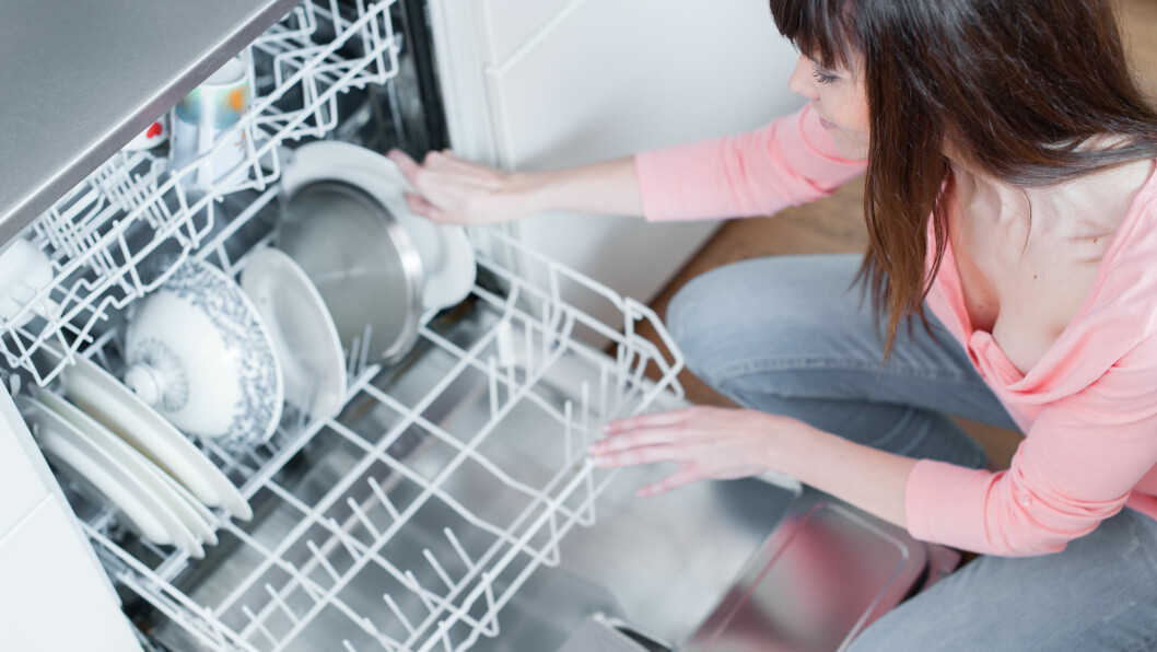 HOLD DET RENT: Vaskemaskiner og oppvaskmaskiner er ment å gjøre livet enklere for oss. Men ikke glem at også maskinene i seg selv trenger en vask og en rens. Foto: HconQ - Fotolia
