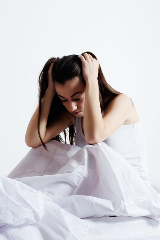ULIKE FORMER FOR MARERITT: Vonde drømmer deles inn i tre kategorier; angstdrømmer, mareritt og søvnterror. Foto: Mitarart - Fotolia