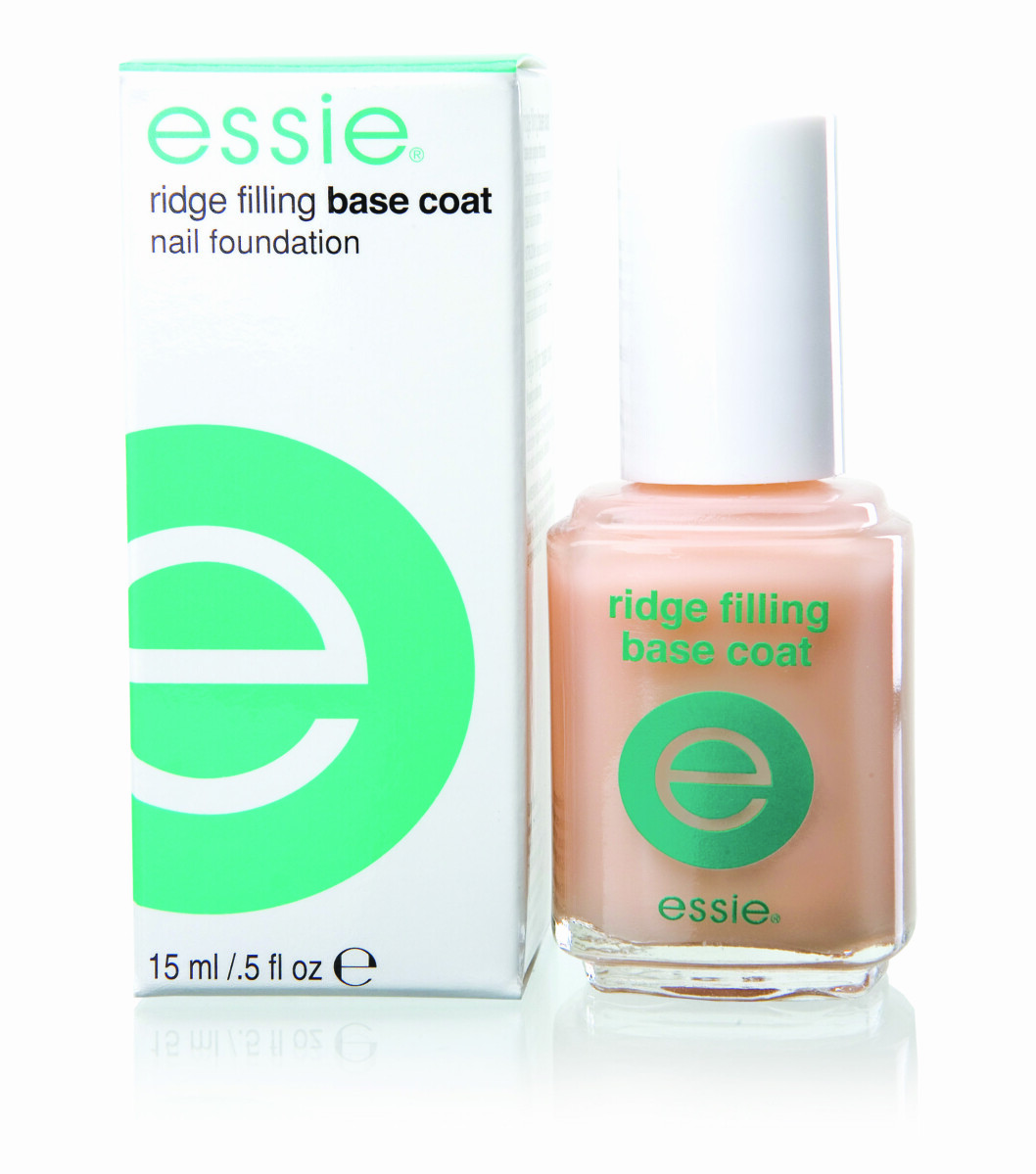 Ridge Filling Base Coat fra Essie, kr 159. Foto: Produsenten