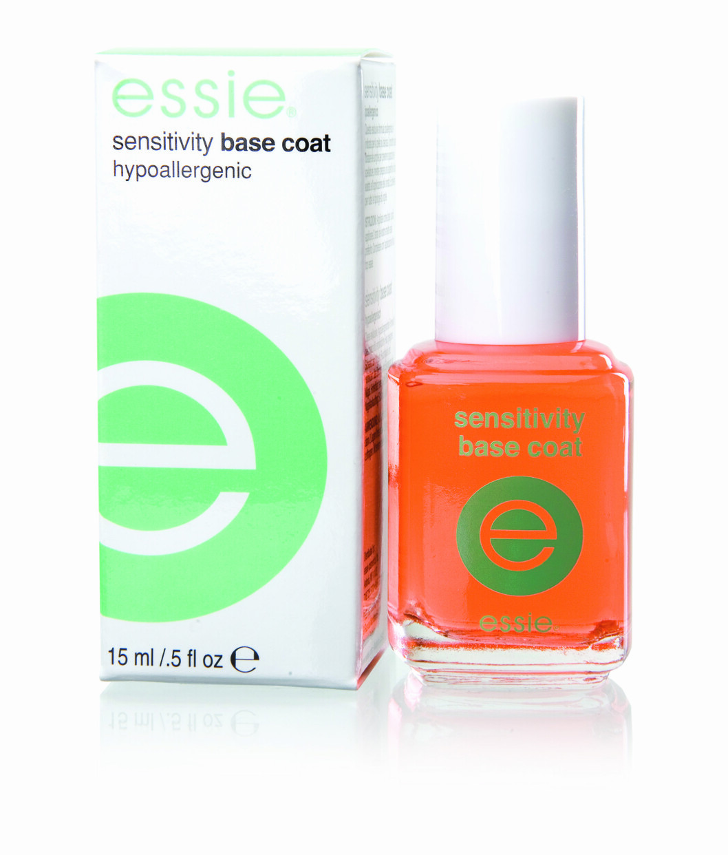 Sensitivity Base Coat fra Essie, kr 159. Foto: Produsenten