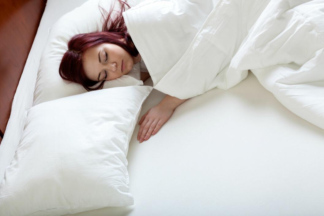 """INGEN MATERIALER: Et mykt og godt sengetøyt kan nok helt sikkert gi deg en bedre nattesøvn, men ifølge tekstileksperten er det ikke slik at enkelte materialer """"puster"""", slik mange hevder.  Foto: Photographee.eu - Fotolia"""