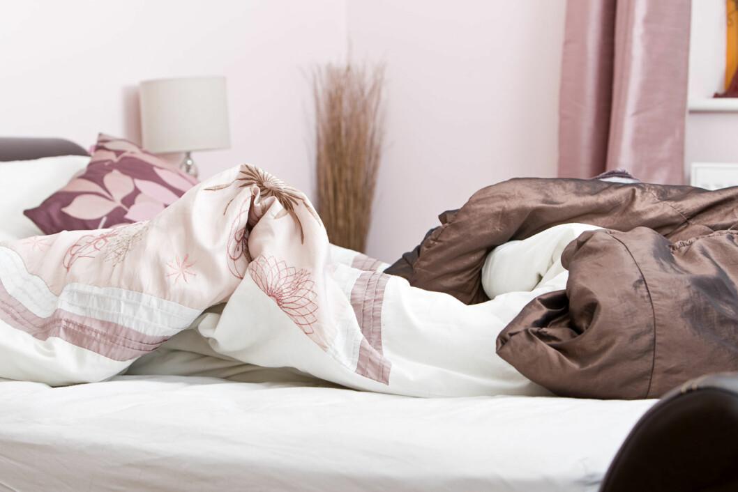 GJØR ET KUPP: Hvis du har lyst på sengetøy i litt bedre kvalitet, men ikke har lyst til å bruke så altfor mye penger på det, bør du følge med på tilbudene  Foto: JPagetRFphotos - Fotolia