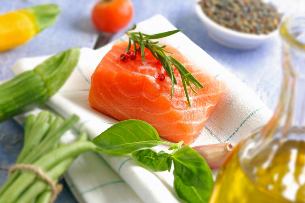 <strong>MIDDELHAVSDIETT:</strong> Grønnsaker, fisk og sunne oljer er noe av det som kjennetegner kostholdet sør i Europa. Foto: All Over Press