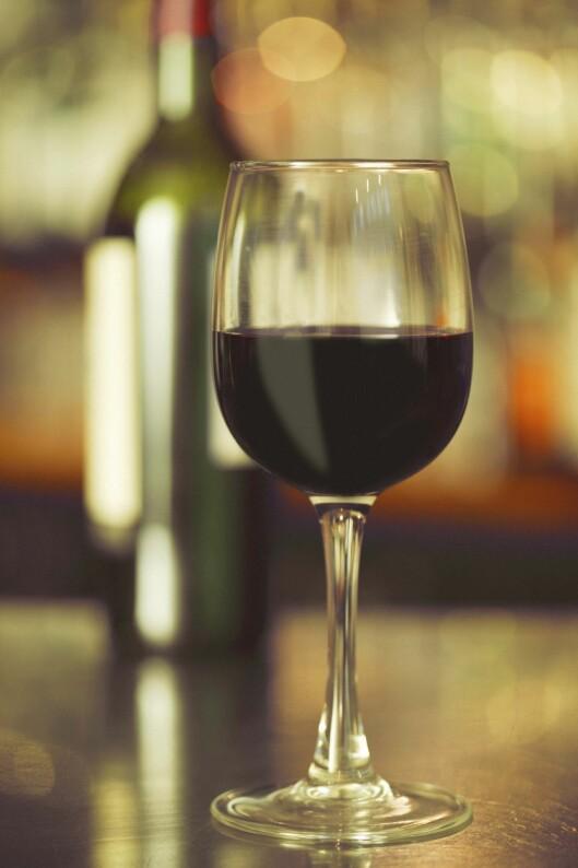 <strong>VIN:</strong> Drikk kun moderate mengder.  Foto: All Over Press