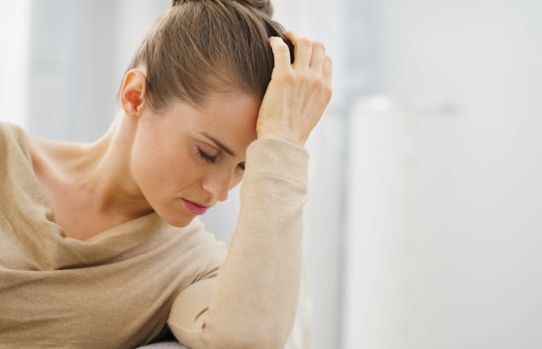 SELVTILLIT: Mange sliter med dårligselvtillit og tenker ofte negative tanker om seg selv. Heldigvis er det mulig å trene seg til bedre selvtillit.  Foto: Alliance - Fotolia