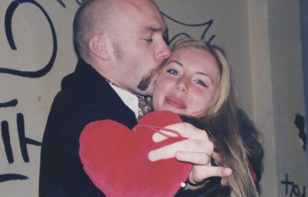ELSKER HENNE FOR ALLTID: I sommer skrev Jon Håtun (Jono El Grande) en kjærlighetshyllest til kona i KK (utgave 32). Hele hyllesten leser du her.  Foto: Privat