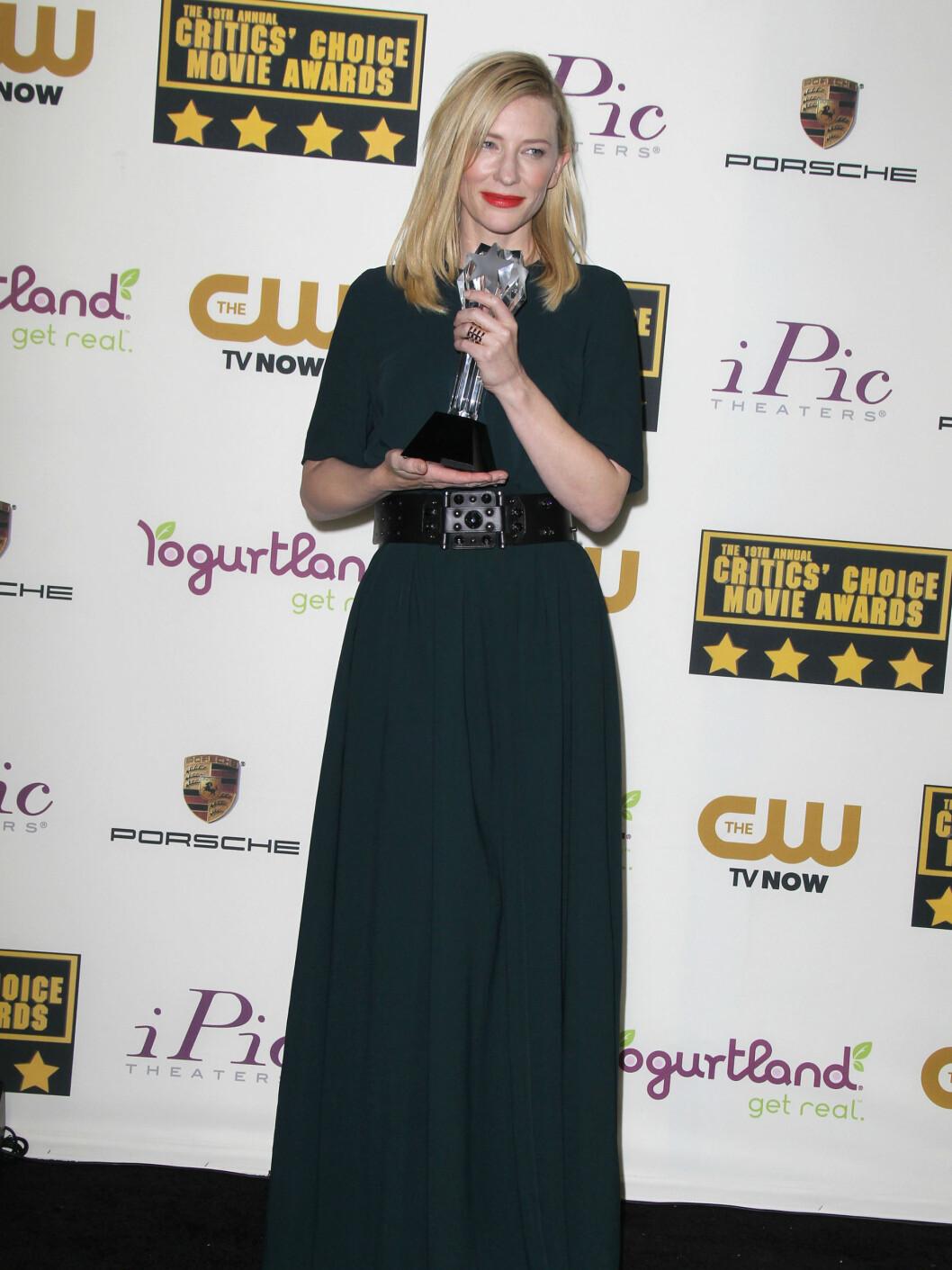 Cate Blanchett Foto: All Over Press