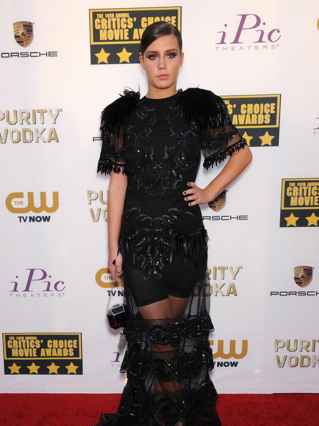 Adele Exarchopoulos Foto: All Over Press