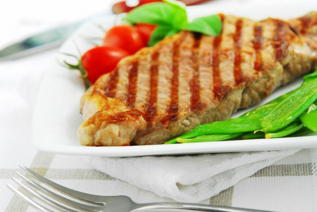<strong>TILSETT FARGER:</strong> Spiser du lavkarbo, sørg for å få i deg mye grønnsaker, det forebygger mot nyresykdom.   Foto: All Over Press