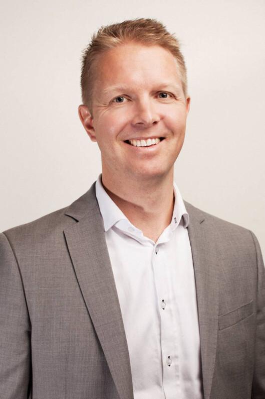 Lars-Einar Petterson er Nordic PR Manager i SATS Group. Foto: sats