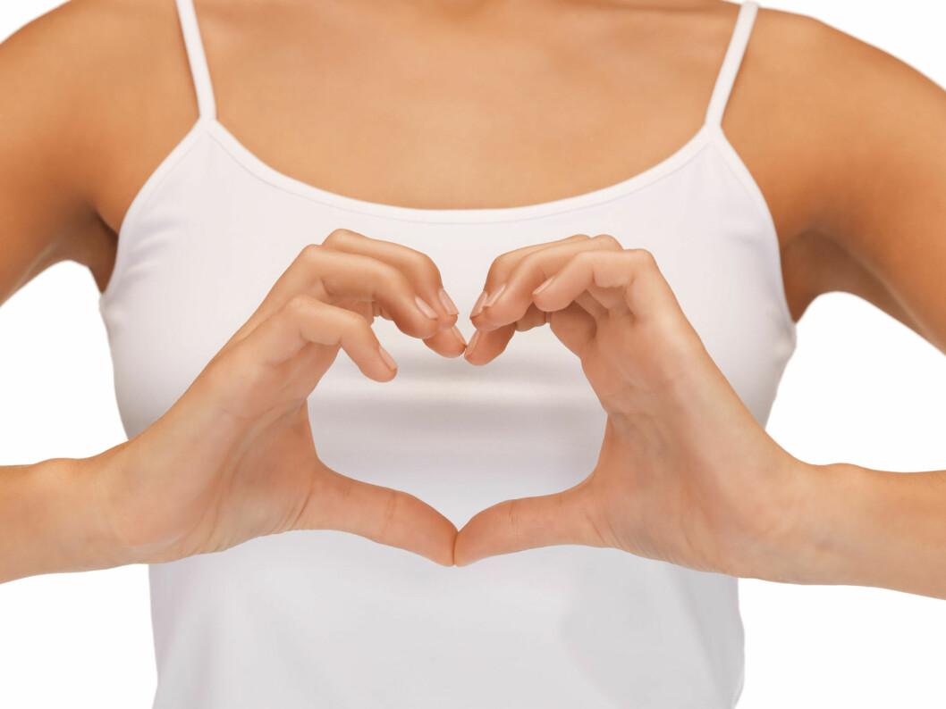 SYMPTOMER: Ettersom hjertesykdommer er såpass utbredt blant kvinne er et ekstra viktig at du er klar over symptomene, slik at du kan oppsøke hjelp tidsnok.  Foto: Syda Productions - Fotolia