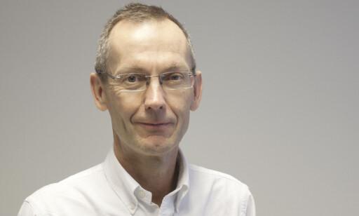 GODTERIKRIGEN: Jøran Hjelmesæth mener det er grunn til bekymring. Foto: Sykehuset i Vestfold