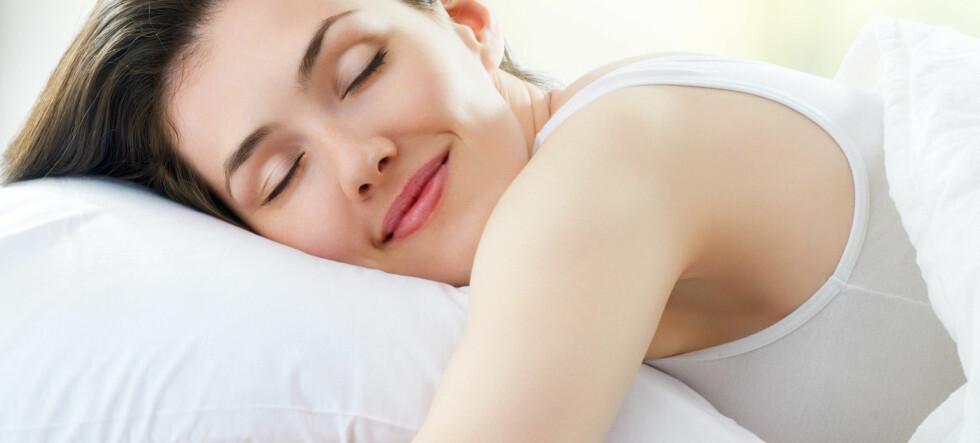 Prater du i søvne?