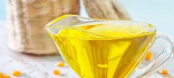 Enda bedre for kroppen enn olivenolje