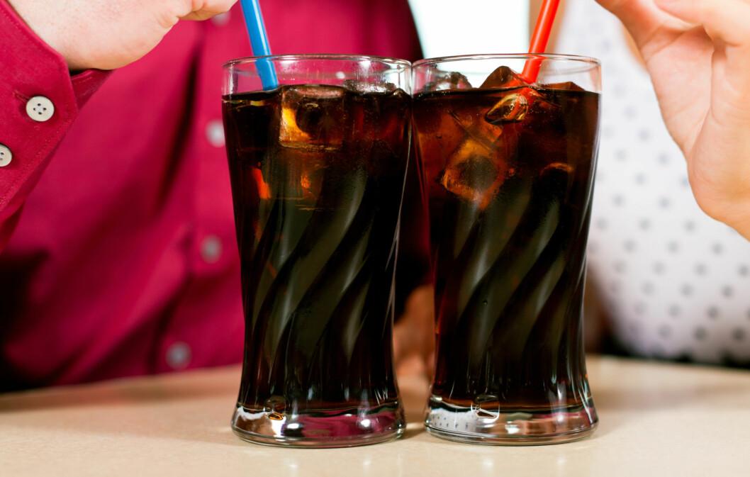 ASPARTAM IKKE SKADELIG LIKEVEL: Selv om teoriene har vært mange, hevder nå EFSA at innholdet av aspartam - som blir brukt i sukkerfrie prosukter ikke er skadelig for helsen.  Foto: Kzenon - Fotolia