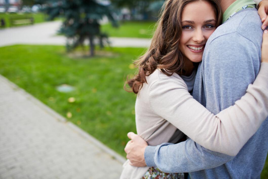 HJERTESLAG: Når vi er forelsket begynner hjertet vårt å slå i takt med personen vi liker.  Foto: pressmaster - Fotolia
