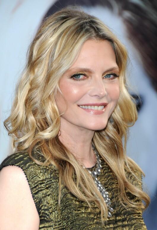 <strong>EKSTREMDIETT:</strong> En sekt ville ha Michelle Pfeiffer til å leve på luft og sollys ... Foto: All Over Press