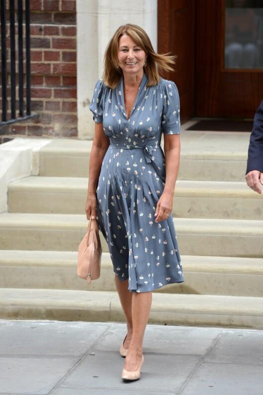 <strong>DUKAN DIET:</strong> Moren til hertuginne Kate, Carole Middleton, er blant dem som skal ha gått på dietten.    Foto: All Over Press