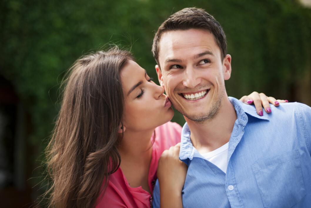 INTIMITET: Det er viktig å gi hverandre kjærlighet. Uten intimitet kan fort forholdet slå sprekker.  Foto: gpointstudio - Fotolia