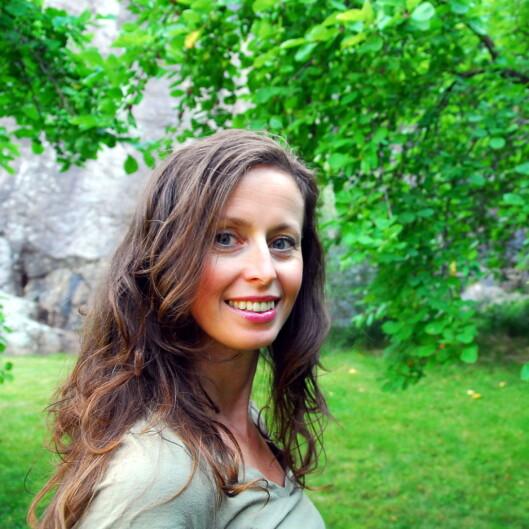 EKSPERTEN: Lise von Krogh, klinisk ernæringsfysiolog og en av ekspertene på Bramat.no. Foto: John Harald Knutsson