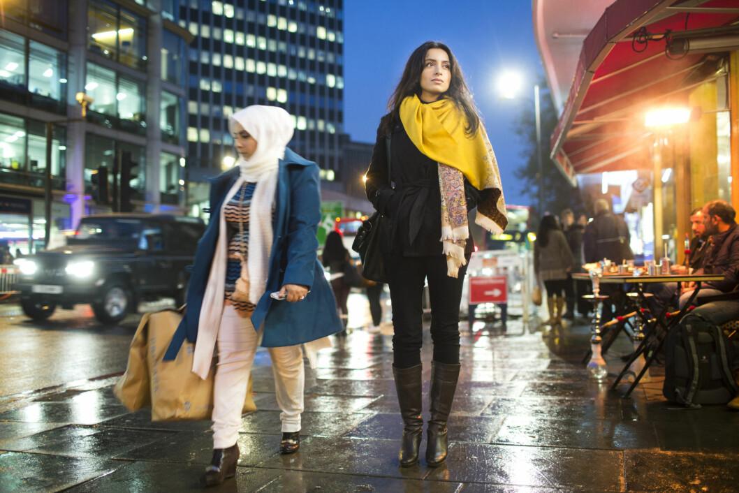 VANT EMMY: Deeyah vant i år en Emmy-pris for dokumentarfilmen «Banaz. A love story». Foto: FREDRIK SOLSTAD
