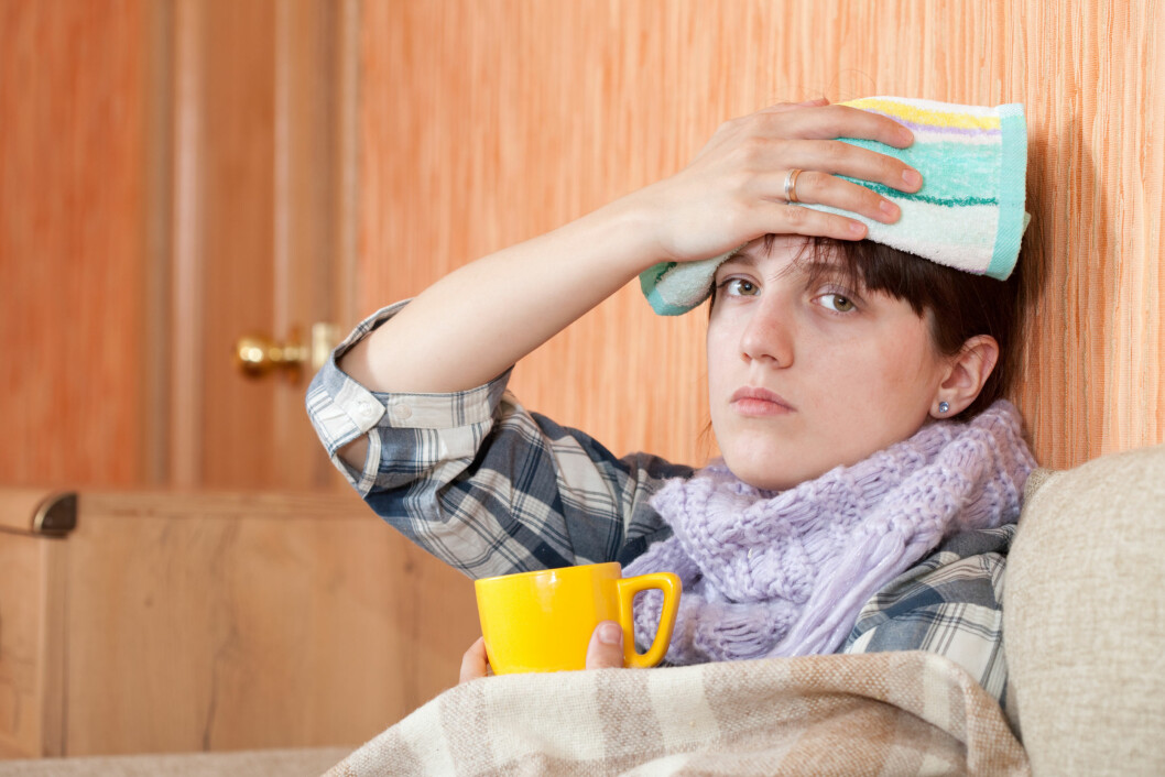 SLAPPESEN?: Det er fort gjort å bli litt ekstra slapp, sliten, deppa og syk om høsten og vinteren.  Foto: JackF - Fotolia