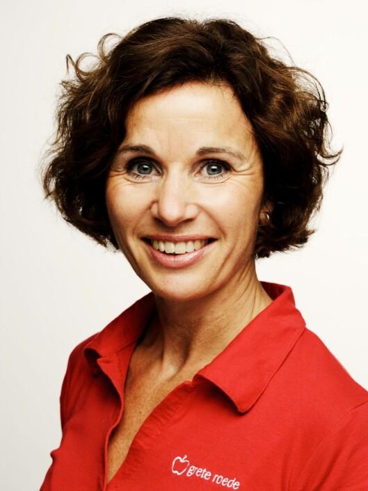 EKSPERTEN: Kari H. Bugge er ernæringsfysiolog og fagsjef i Grete Roede AS. Foto: Axel Bauer