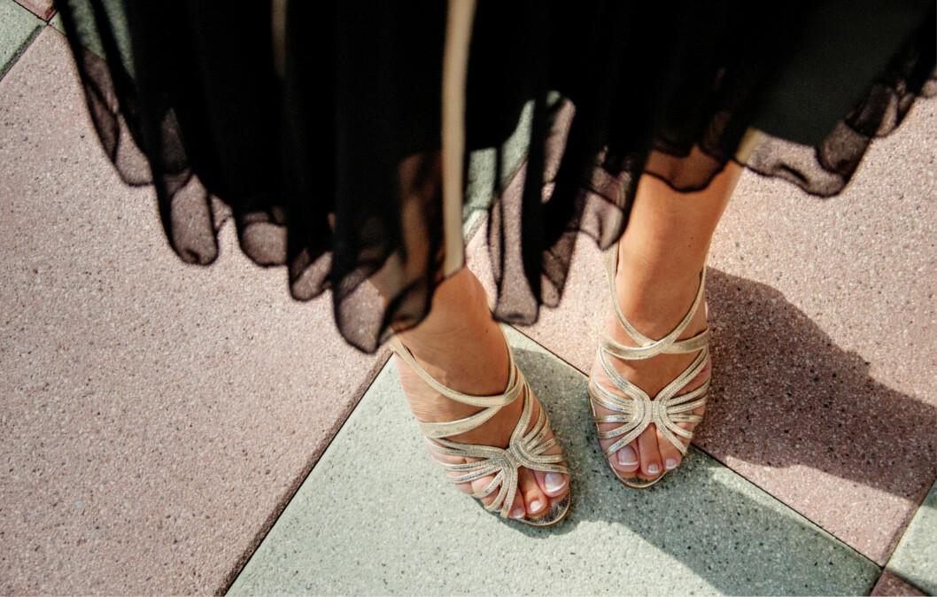 SKO OG PERSONLIGHET: En studie viser at skoene våre også forteller noe om hva slags person vi er. Foto: Getty Images/iStockphoto