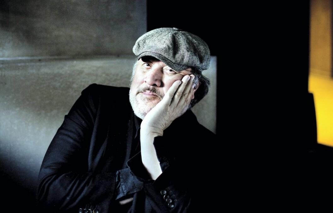 PLATEAKTUELL: «Far faller» heter Bjørn Eidsvågs nye plate, som kom i salg i oktober.  Foto: Agnete Brun/All Over Press