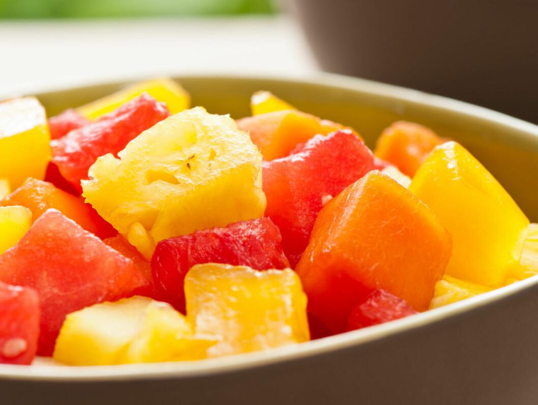 C-VITAMINER: De har riktignok mistet noe av sitt gode rykte, men C-vitaminer faktisk viktig for å holde deg frisk.  Foto: 3532studio - Fotolia