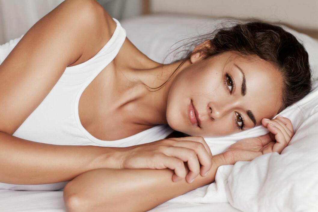 SØVN: Du skal ikke kimse av en god natts søvn for å bli frisk raskere.  Foto:  Fotolia