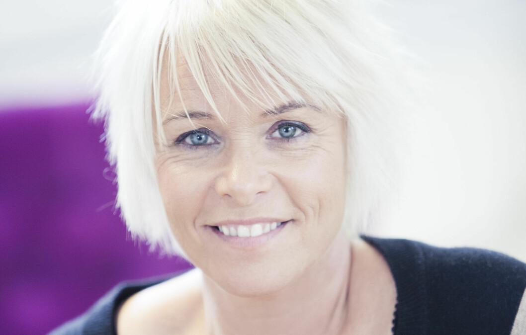 KJENT COACH: Livstilscoach Mia Törnblom har solgt millioner av bøker og regnes blant svenskene som den fremste inne personlig utvikling. Hun holder også jevnlig foredrag i Norge.  Foto: Rickard Eriksson/ Allover Press