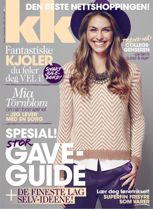 I KK: Hele denne saken leser du i KK 44, som er i salg fredag 1. november!