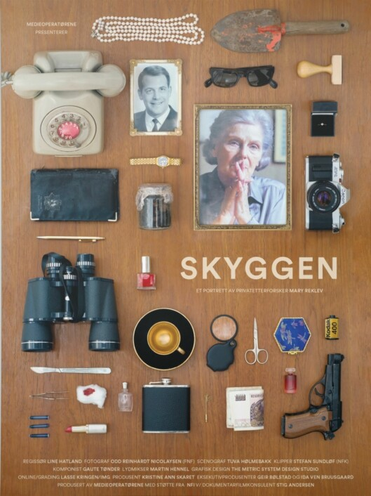 ET LIV PÅ FILM: Mary Reklevs karriere var ikke som andres. Onsdag 23. oktober kan du se dokumentaren om henne på TV 2. Foto: Medieoperatørene