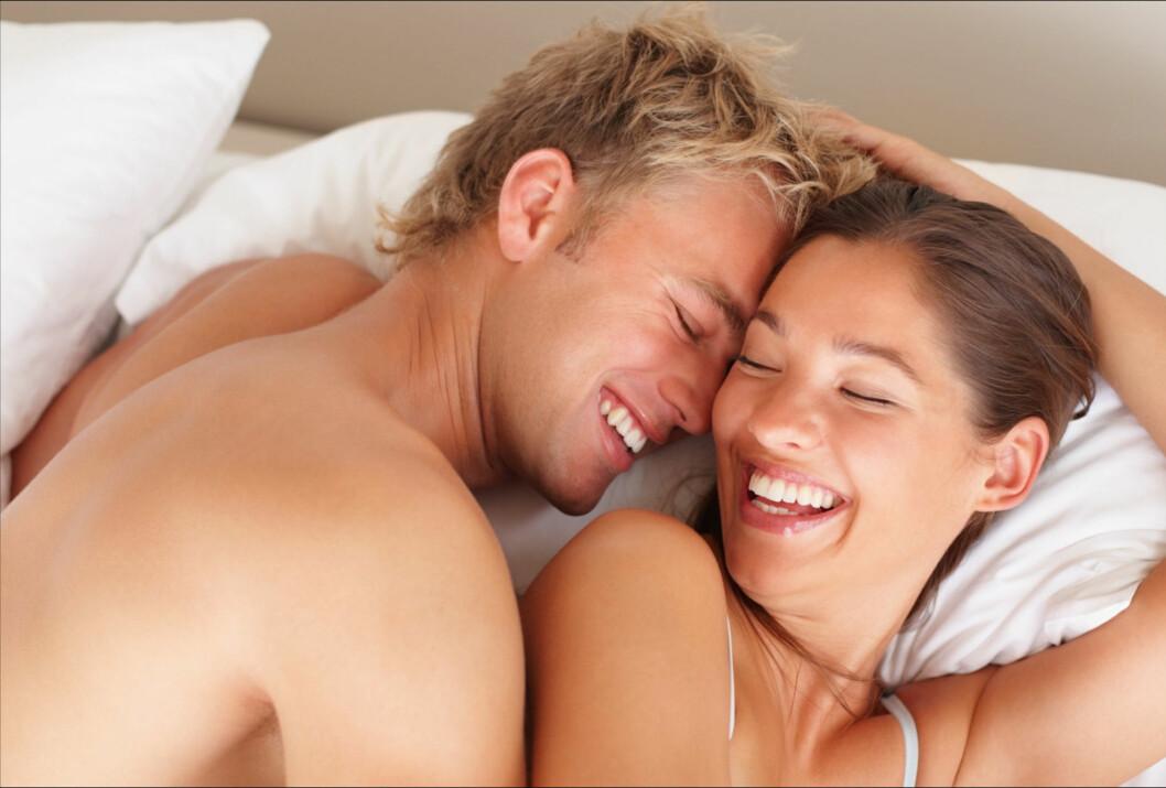 STRESSET? En orgasme kan redusere stress, samtidig som det kan motvirke søvnløshet, hvis stress ødelegger nattesøvnen din.  Foto: Thinkstock.com