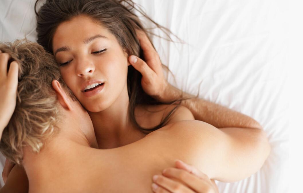 <strong>ORGASME:</strong> Det viser seg at det er langt flere grunner til å få orgasme enn bare nytelsen, blant annet kan det forlenge livet, redusere smerter og stress, og gjøre deg smartere. Slett ikke så verst! Foto: Getty Images/iStockphoto