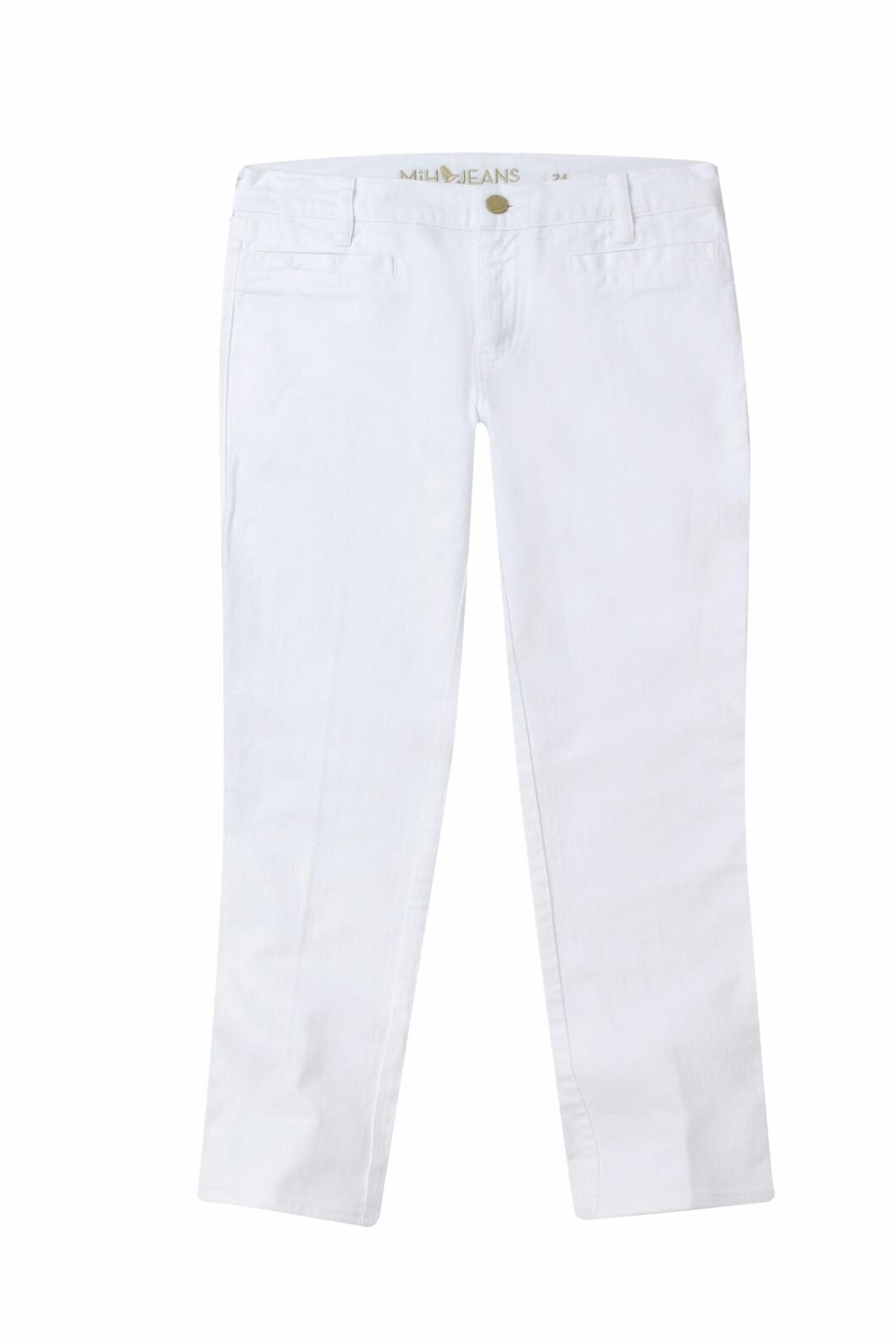 Ankel korte jeans (kr 1950, MIH). Foto: Produsentene