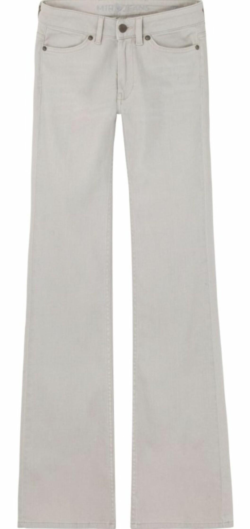 Beige bukser (kr 1250, MIH). Foto: Produsentene