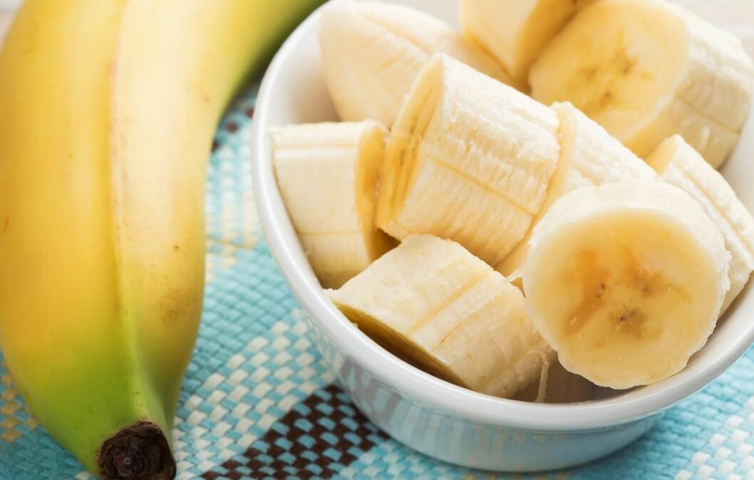 FÅR DU I DEG NOK MAGNESIUM? Magnesium finnes i de fleste matvarer, og siden magnesium er en naturlig del av plantenes klorofyll, bidrar poteter, grønnsaker og kornvarer mest til inntaket av magnesium. Frukt inneholder lite magnesium - unntaket er bananer. Foto: daffodilred - Fotolia