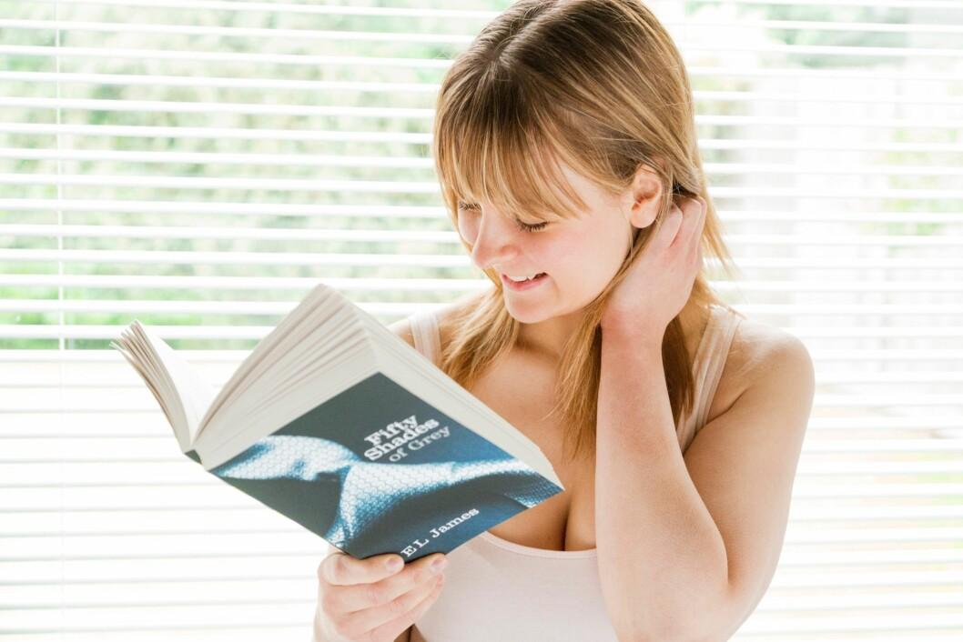 KINKY: Den erotiske bokserien har inspirert norske kvinner, skal vi tro Kondomeriet.  Foto: David J. Green - lifestyle theme