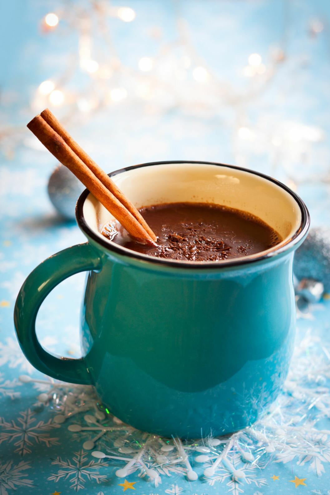 <strong>SUNT KRUTT:</strong> Mørk kakao er en skikkelig helsedrikk om den lages riktig. Foto: sarsmis - Fotolia