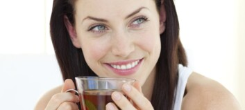 Te er bra for tennene